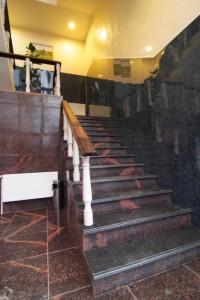 Лестница на верхние этажи